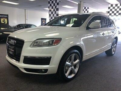 2007 Audi Q7  57k low mile free shipping warranty luxury 4x4 4.2 finance 2 owner cheap clean