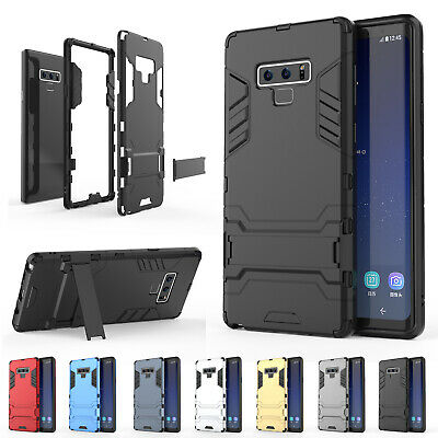 d8feb7e70eb For Samsung Galaxy Phone/Note 9/S9+ Hybrid Armor Shockproof Rugged Bumper  Case
