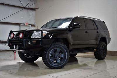 4Runner LIFTED 4X4 ARB WINCH 2003 Toyota 4Runner Limited LIFTED NEW TIMING BELT ARB WINCH LOTS OF MONEY SPENT