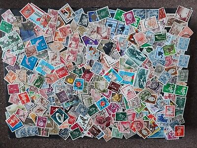 JAPAN 1960s/ 70s/ 80s mix fine used commemorative definitive stamps lot