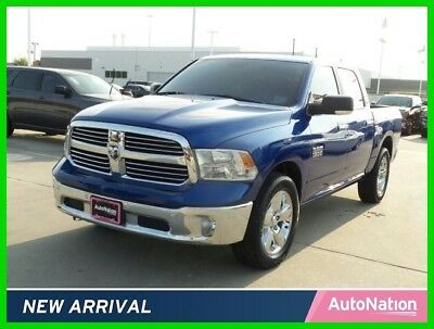 Ram 1500 Lone Star 2016 Lone Star Used 3.6L V6 24V Automatic Rear Wheel Drive Pickup Truck Premium