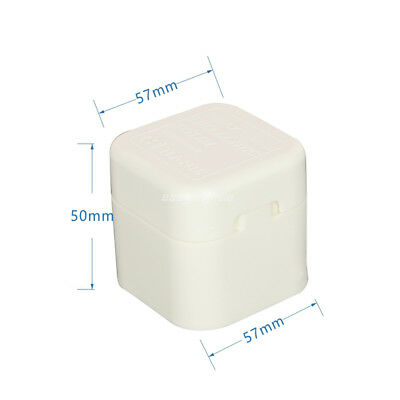EASYINSMILE Dental Gauze Dispenser Keep Case/Holder/Box Storage & Sterilization