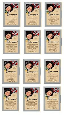 Palladio Rice Paper pack of 12