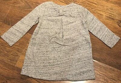 Girls Grey Speckled Dress - Mothercare - 18-24 Months