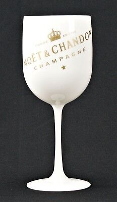 Moet Chandon Ice Imperial Champagner Glas Acryl Becher Limited Edition