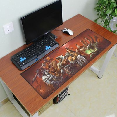 900x300mm large size gaming mouse pad laptop mouse mats locking edge notebook