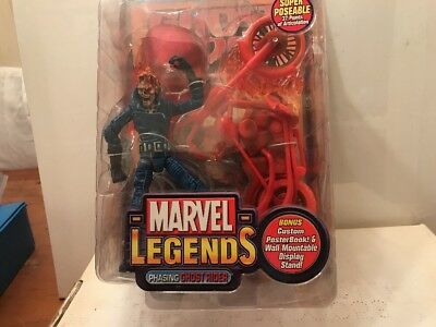 marvel legends Phasing Ghost Rider