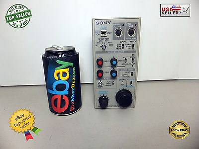 Sony RM-M7G ¤ Pro Camera Remote Paintbox Control Unit - Good Condition