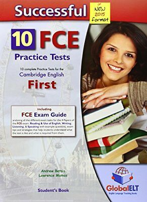Successful FCE. 10 practice tests. Student's book. Con espansione online. Per l
