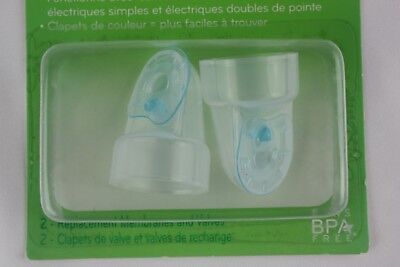 EvenFlo 2 Replacement Membranes and Valves BPA free New in package