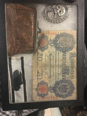 german war collectibles Lot
