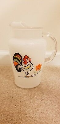 Bartlett Collins small pitcher Proud Rooster