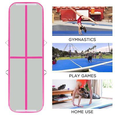 3M Inflatable Air Track GoFun Airtrack Floor Home GYM Mat Tumbling Mat AU Stock