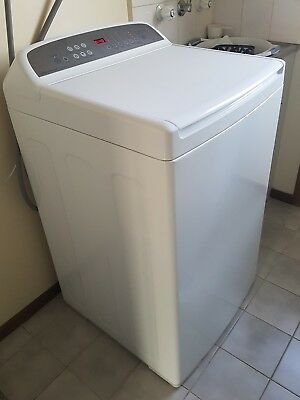 REDUCED Fisher paykel washing machine - 7kg