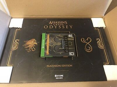 Assassin's Creed Odyssey Pantheon Collector's Edition Xbox One