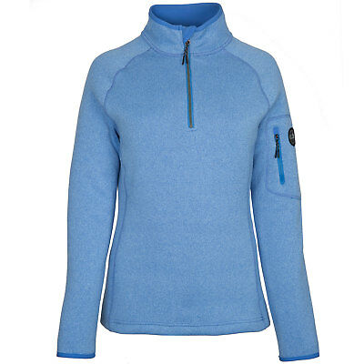 Gill Womens Knit Fleece 2019 - Bleu Clair