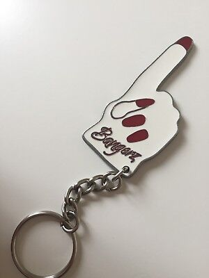 Miley Cyrus Rare Bangerz Tour Finger Keyring Accessory