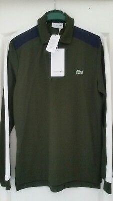 07d1b40dd2 POLO LACOSTE MANCHES longues taille 3 NEUF - EUR 59,90 | PicClick FR