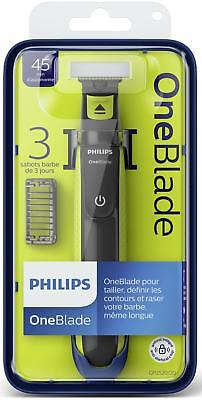 PHILIPS QP2520/20 Tondeuse à barbe One Blade