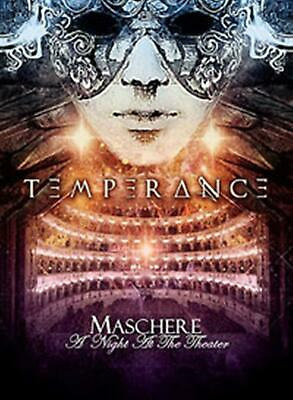 Temperence - Maschere - A Night At The Theater - Aa.vv