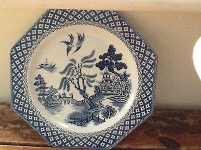 Royal staffordshire tea/sandwich plate in excellent condition