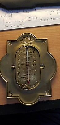 Thermometer altes
