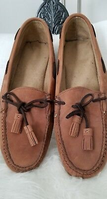 Cole Haan Moccasin Slippers Sz 12D