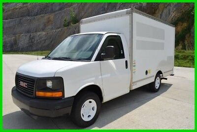 2011 GMC Savana 12ft Box Truck Great Shape, Don't Miss This One! Stock#902971