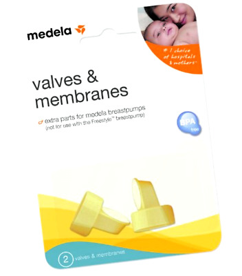 **Medela Breastpump Replacement Valves and Membranes**