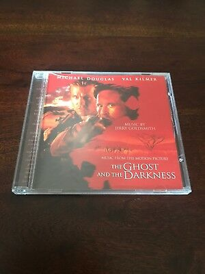 The Ghost and the Darkness Original Soundtrack — Jerry Goldsmith (1996)