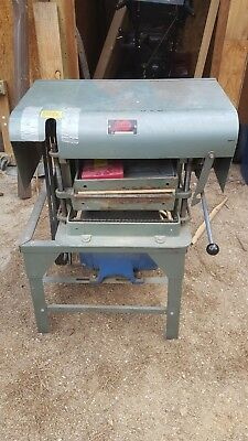 Belsaw Planer with Saw Attachement