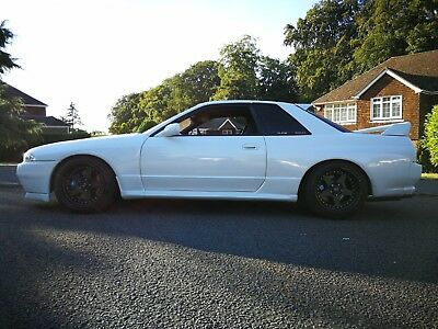 Nissan Skyline R32 Gtr-  410 Bhp- Pearl White - Rebuilt Engine - Mapped By Mgt