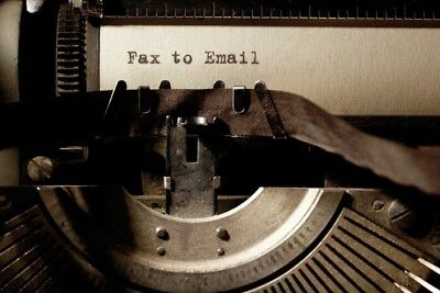 Fax To email