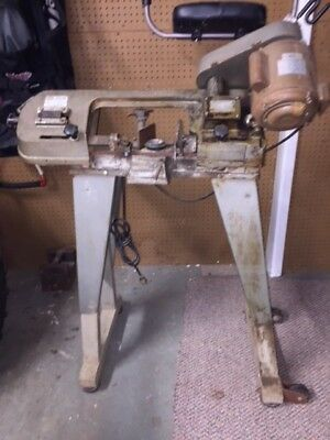 bandsaws used horizontal / works / will need new blade