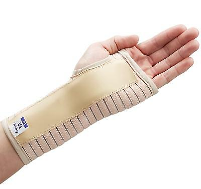 Actesso Breathable Wrist Support Splint Brace - Relieves Pain from Carpal and
