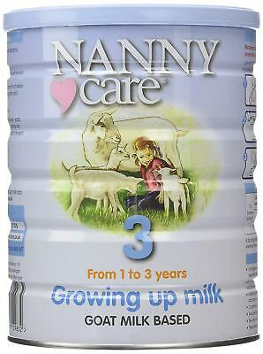 Nannycare Stage Three Growing Up Milk 900g