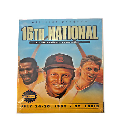 16th National Sports Collectors Convention Limited Edition and Promo Cards
