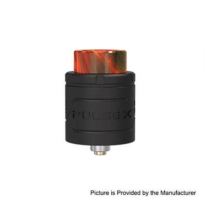 [PREORDER] Vandy Vape Pulse X RDA Rebuildable Dripping Atomizer w/ BF Pin 24mm