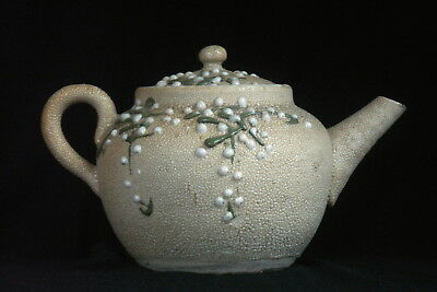 Antique Japanese Porcelain Teapot