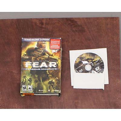 Fear Perseus Mandate Stand-Alone Expansion(CD-ROM)