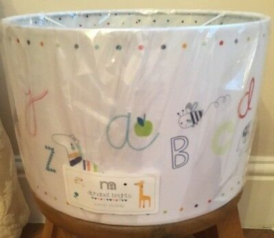 ** Brand New ** Mothercare Alphabet Brights Large Light Shade