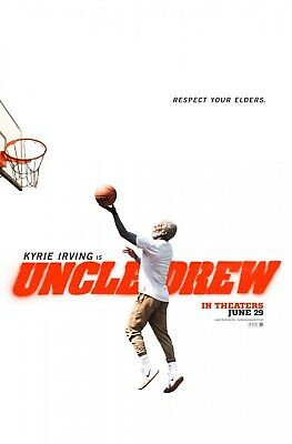 """Uncle Drew """"A"""" 13.5x20 Promo Movie POSTER"""