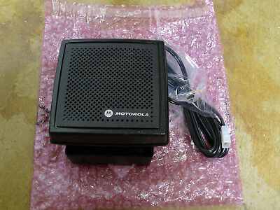 NEW Motorola HSN4031 Speaker XTL1500 XTL2500 APX6500 APX7500 and others
