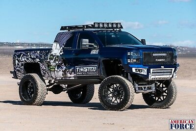 2014 Chevrolet Silverado 1500  2017 SEMA Truck for Twisted Pro All-Terrain Company