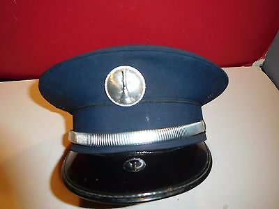 Fire Department Lieutenant Uniform Hat