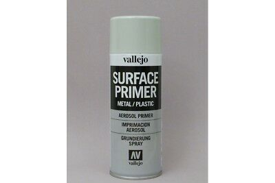 Vallejo 28.011 Surface Primer Gris – Grey Spray 400ml