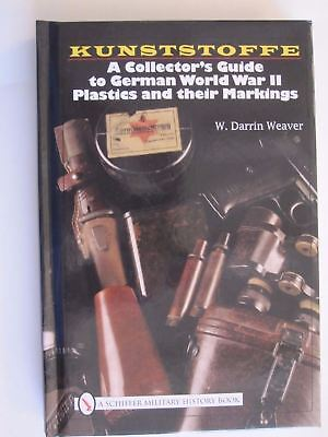 Kunststoffe: A Collector's Guide to German World War II Plastics & their Marking