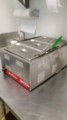 Commercial Kitchen Stainless Steel Soup Chili Electric Food Warmer Restaurants