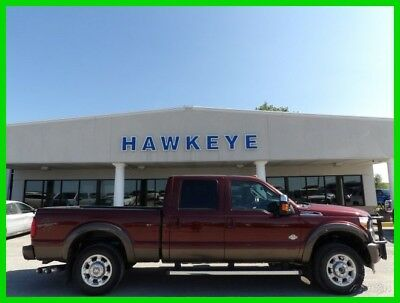 Ford F-250 King Ranch 2016 King Ranch Used Turbo 6.7L V8 32V Automatic 4WD Pickup Truck