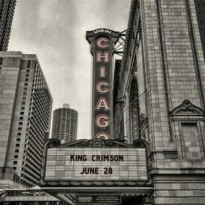 Official Bootleg: Live In Chicago, June 28th, 2017 (2 CD Audio) - King Crimson